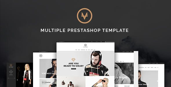 Leo Vanis Fashion Responsive Prestashop 1.7.4.x Theme