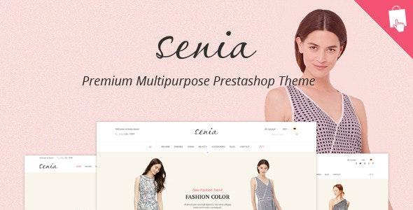 SNS Senia - Responsive Prestashop Theme - Shopping PrestaShop