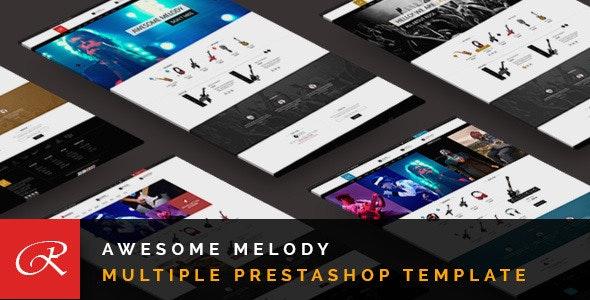 Leo Rok - Musical Instruments Prestashop 1.6 & 1.7 Theme - Shopping PrestaShop