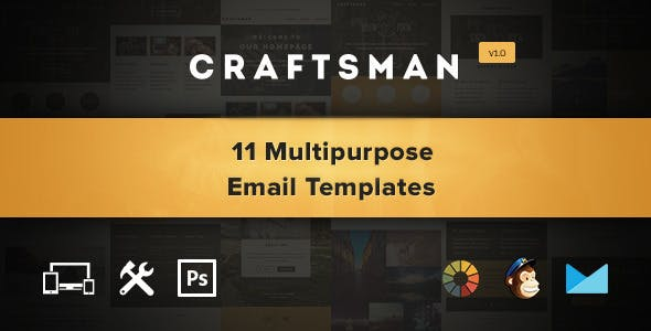 Craftsman - Email, Eshot, Notification Template