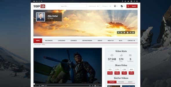 TOP 10 - Multimedia Tube