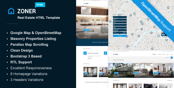 Real Estate Template - Business Corporate