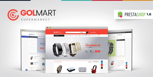 Pts GolMart - Powerful Electronics Prestashop Themes - Shopping PrestaShop