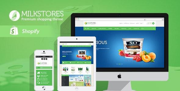 Leo Milk Store Shopify Theme - Miscellaneous Shopify