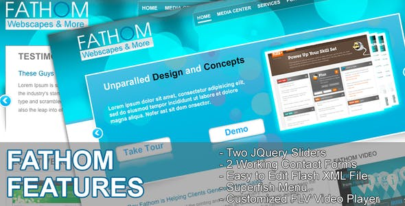 Fathom Webscapes