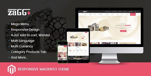 SNS Zaggo - Responsive Magento Theme - Shopping Magento