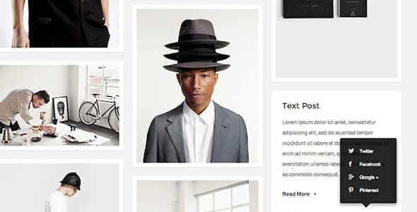 Florence - Responsive Gallery Theme