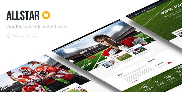 AllStar - WordPress Theme Club