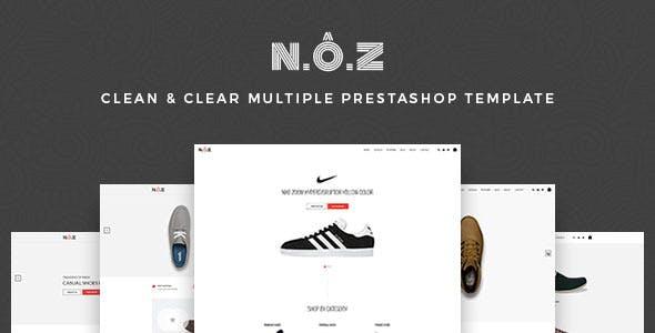 Leo Shoes World Fashion Boutique Ecommerce PrestaShop Theme