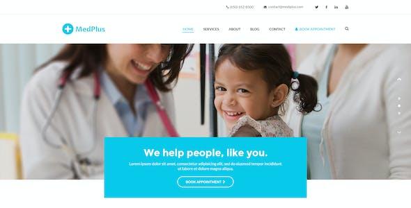 Regina - Medical PSD Template