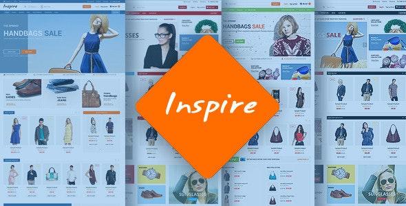 Inspire - Responsive Multipurpose OpenCart Theme - Shopping OpenCart