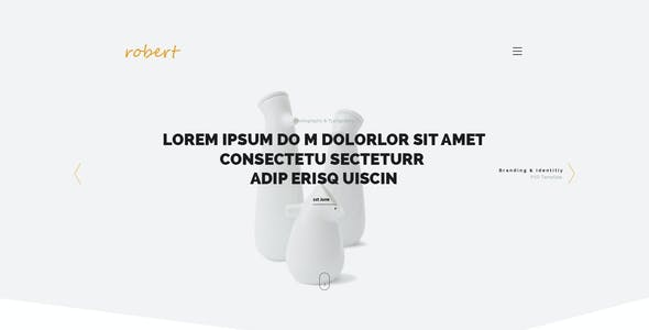 It'sMe - Creative Portfolio PSD Template