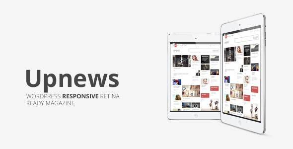 Upnews, Multipurpose Cool Magazine - News / Editorial Blog / Magazine