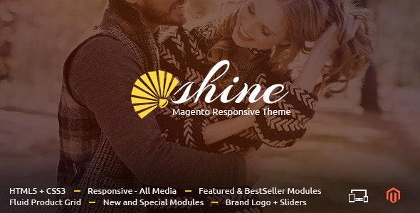 Shine - Magento Responsive Theme - Fashion Magento