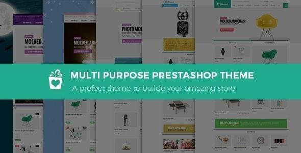 Leo Present Responsive Prestashop Theme - PrestaShop eCommerce