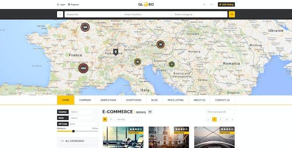 Globo - Directory & Listings HTML Template