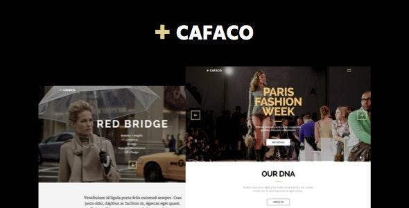 Cafaco Sketch Template - Fashion Retail