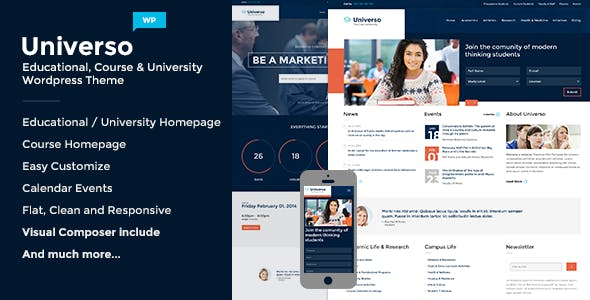 Universo - Powerful Education, Courses & Events