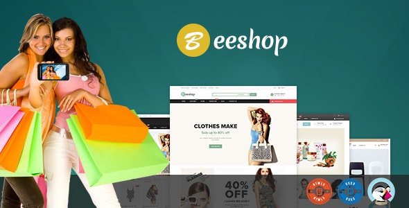 Leo Bee Shop Responsive Prestashop Theme - Shopping PrestaShop