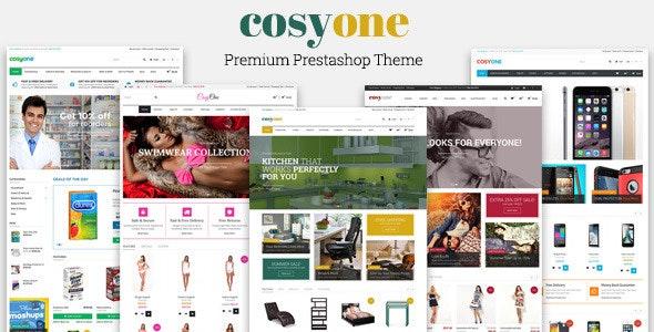JMS Cosyone - Multipurpose Prestashop Theme - Shopping PrestaShop