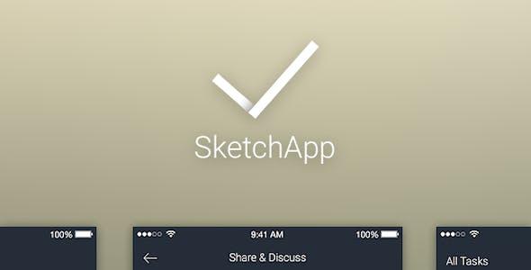 Sketch To Do App