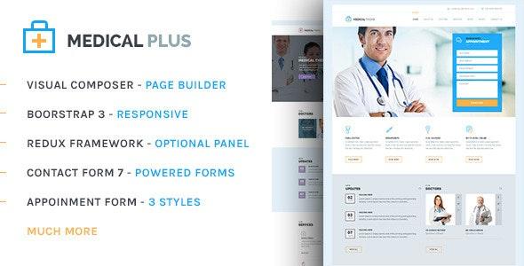 Health Plus - Health & Medical Theme - Health & Beauty Retail
