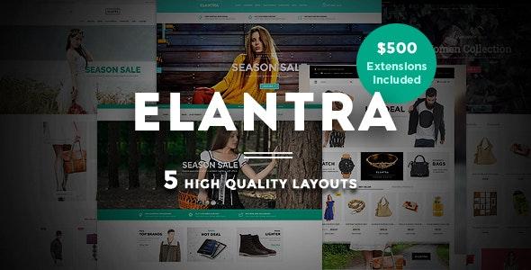 Elantra - Kitchen Store Responsive Magento Theme - Shopping Magento