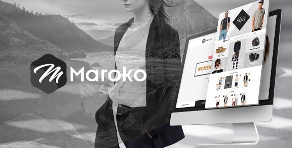 Maroko - Fashion Store HTML Template - Fashion Retail