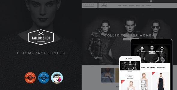 Leo Collection Responsive Prestashop Theme - Shopping PrestaShop