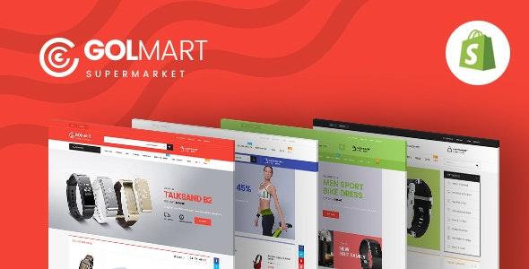 Ap Golmart - Responsive Shopify Theme - Shopping Shopify