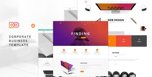 Do - Corporate Business 7 Theme