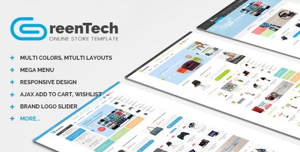 GreenTech - Shopping Responsive Prestashop Theme - Shopping PrestaShop