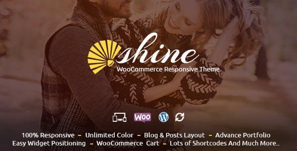 Shine - WooCommerce Responsive Theme