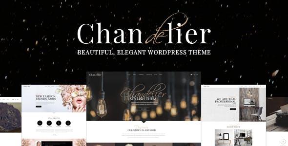 Chandelier - Một Theme thiết kế cho thương hiệu tùy chỉnh