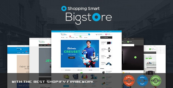 Ap Bigstore Shopify Theme - Shopping Shopify