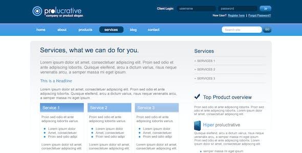 ProLucrative -  Web 2.0 Business, Software HTML