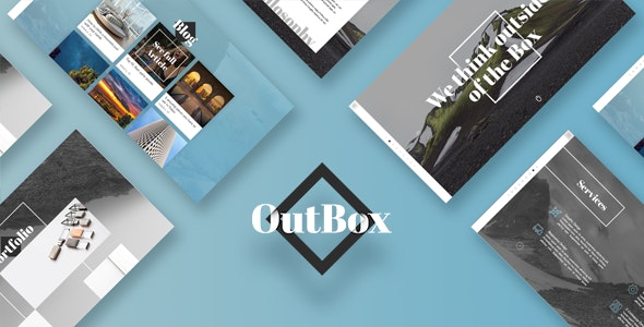 OutBox - We think outside of the Box - Portfolio Creative