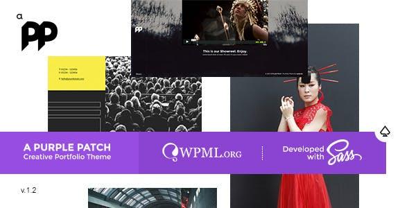 PP Portfolio - Agency Theme