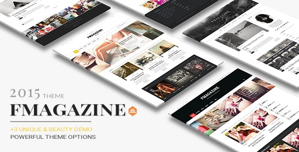 F - Magazine Drupal 7 Theme - News / Editorial Blog / Magazine