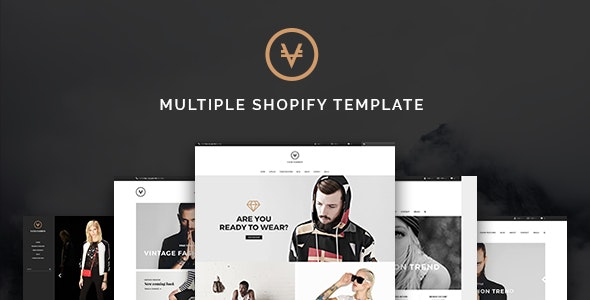 Ap Vanis Fashion - Shopify Theme - Fashion Shopify