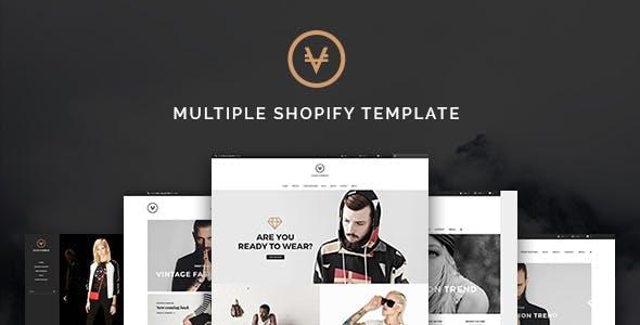 Ap Vanis Fashion - Shopify Theme