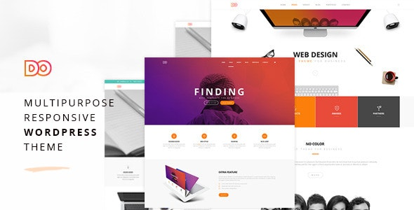 Do - Multipurpose Responsive WordPress Theme - Business Corporate