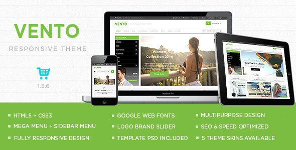 Vento - Tool Store Responsive OpenCart Theme - Shopping OpenCart