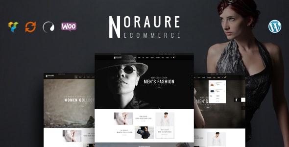 Noraure - WooCommerce Responsive WordPress Theme - WooCommerce eCommerce