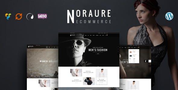 Noraure - WooCommerce Responsive WordPress Theme