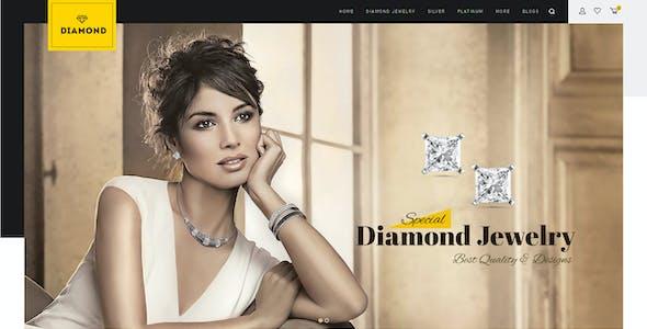 Diamond - Responsive OpenCart Theme