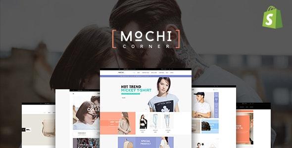 ST Mochi - Shopify Template - Fashion Shopify