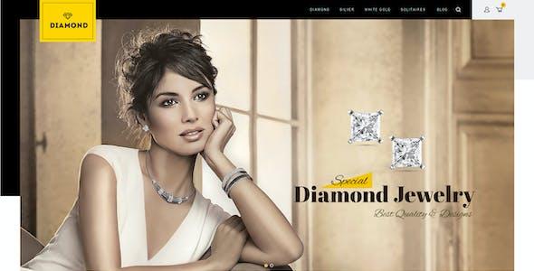 Diamond - Prestashop Responsive Theme