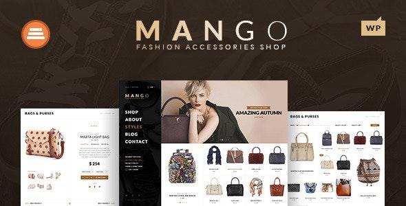 Mango - Creative Multi-Purpose WooCommerce Theme - WooCommerce eCommerce