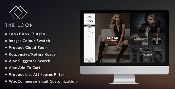The Look - Clean, Responsive WooCommerce Theme - WooCommerce eCommerce